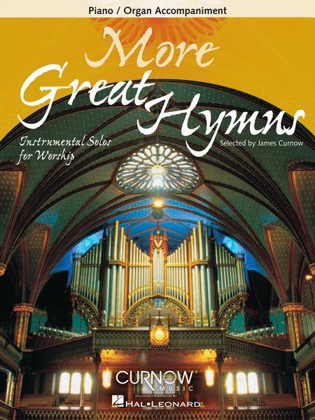 More Great Hymns (Piano/Keyboard) - No CD