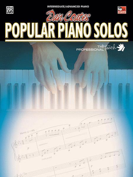 Dan Coates Popular Piano Solos