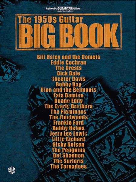 The 1950s Guitar Big Book