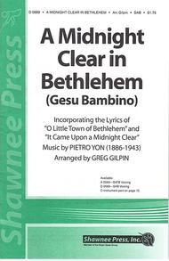 A Midnight Clear in Bethlehem