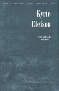 Kyrie Eleison Sheet Music By Dana Mengel - Sheet Music Plus