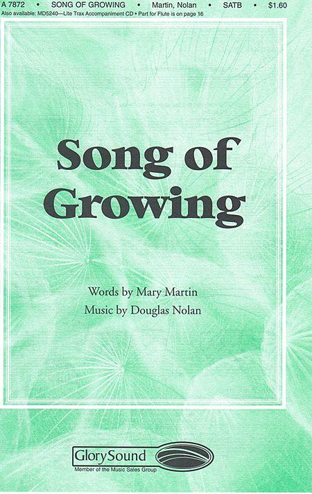 Song of Growing