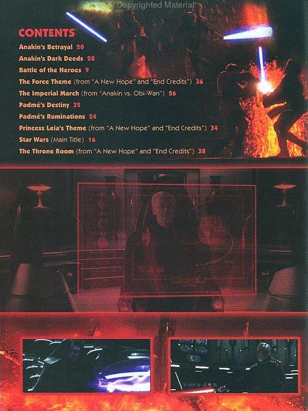 Star Wars Episode Iii Revenge Of The Sith By John Williams Collection Softcover Sheet Music For Piano Buy Print Music Hl 321555 From Alfred Music At Sheet Music Plus