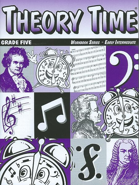 Theory Time Grade 5 Workbook