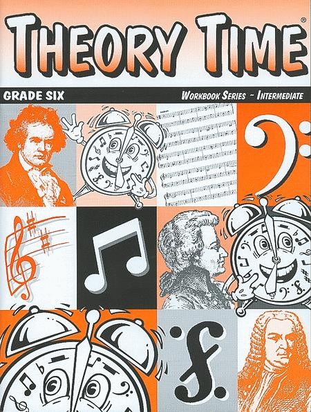 Theory Time Grade 6 Workbook