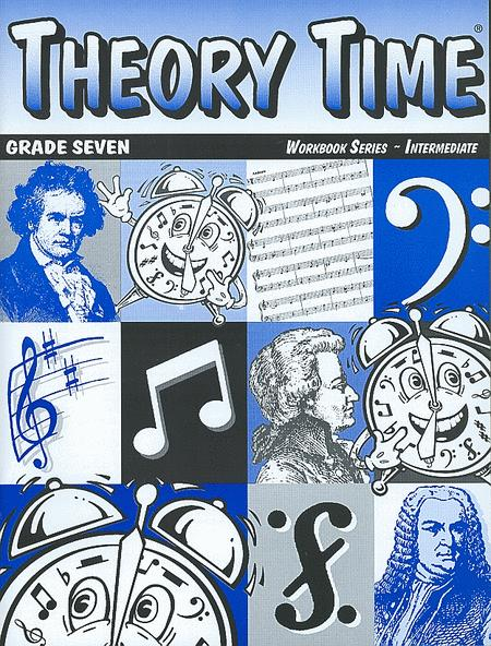 Theory Time Grade 7 Workbook