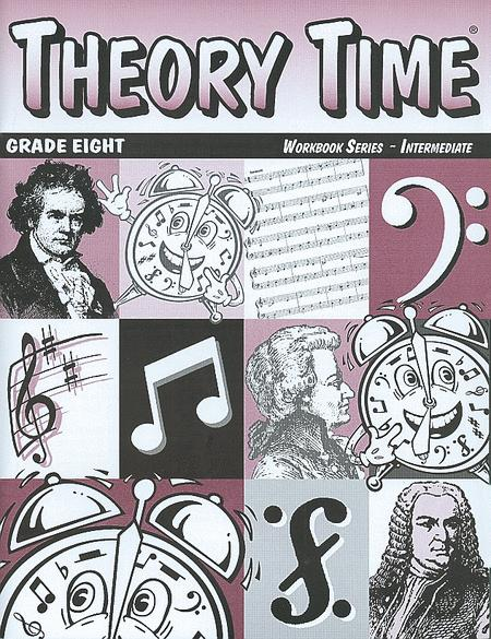 Theory Time Grade 8 Workbook