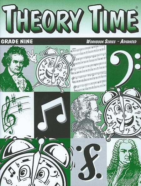 Theory Time Grade 9 Workbook
