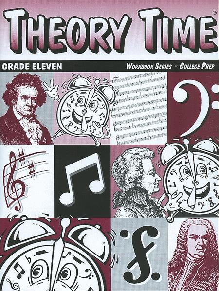 Theory Time Grade 11 Workbook