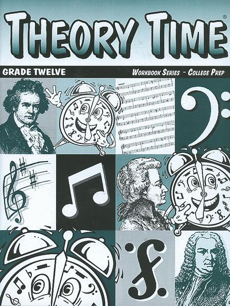 Theory Time Grade 12 Workbook