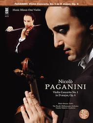Paganini - Concerto No. 1 in D, Op. 6
