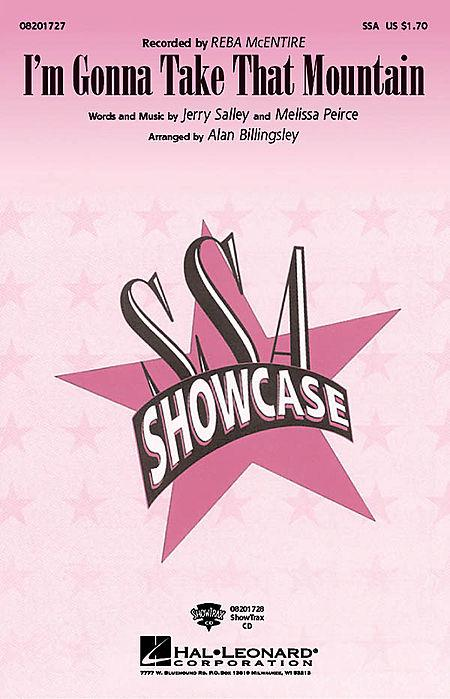I'm Gonna Take That Mountain - ShowTrax CD