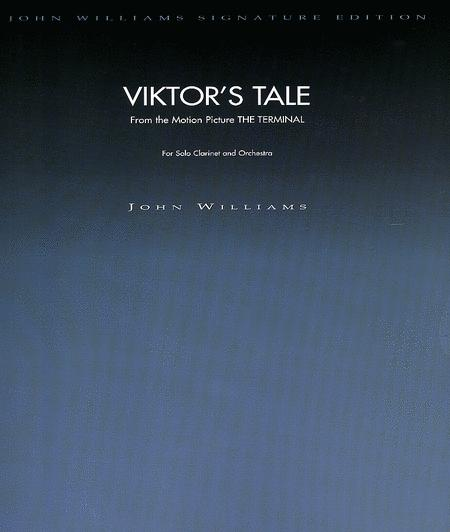 Viktor's Tale from 'The Terminal'