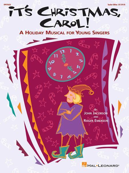 It's Christmas, Carol! - Teacher's Edition