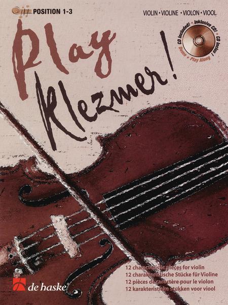 Play Klezmer! - Violin