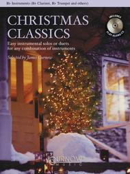 Christmas Classics - Easy Instrumental Solos or Duets for Any Combination of Instruments