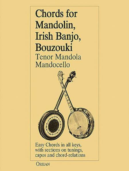 Chords For Mandolin, Irish Banjo, Bouzouki