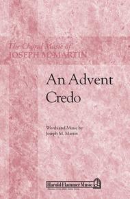 An Advent Credo