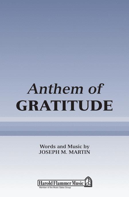 Anthem of Gratitude