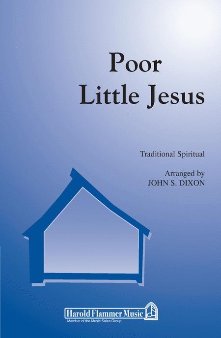 Poor Little Jesus