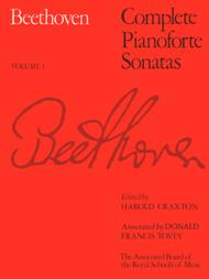 Complete Pianoforte Sonatas Vol. 1