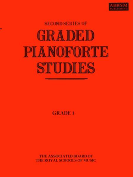 Graded Pianoforte Studies, Second Series, Grade 1