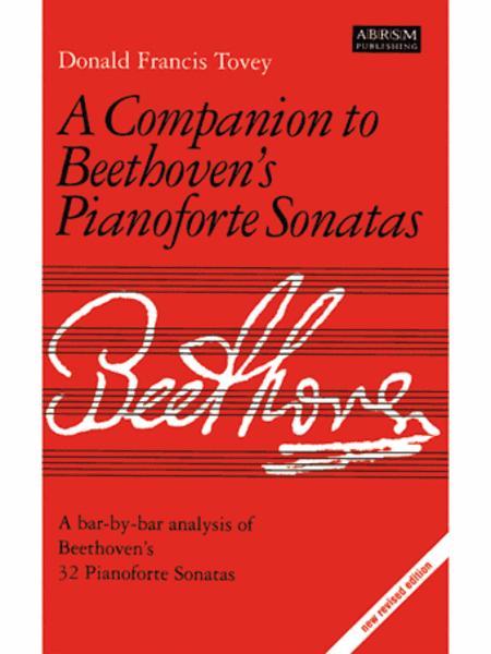 Companion to Beethoven's Pianoforte Sonatas