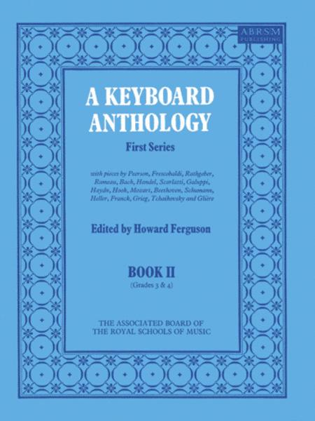 A Keyboard Anthology, First Series, Book II
