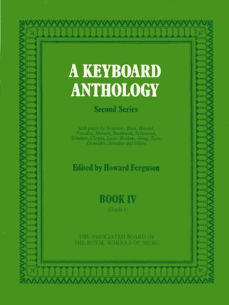 A Keyboard Anthology, Second Series, Book IV