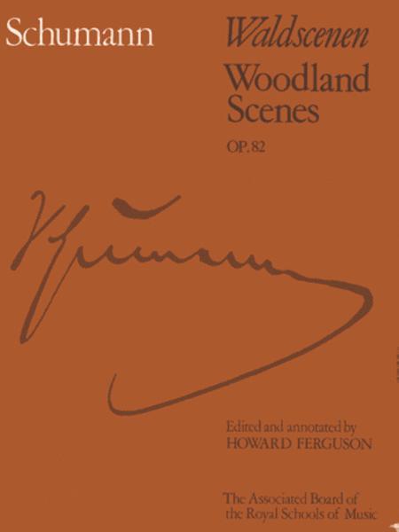 Waldscenen Op. 82