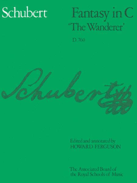 Fantasy In C The Wanderer Sheet Music By Franz Schubert Sheet