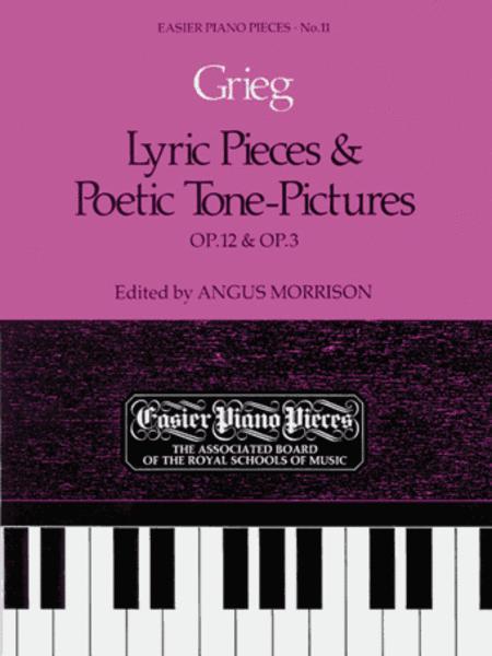 Lyric Pieces, Op.12 & Poetic Tone-Pictures, Op.3