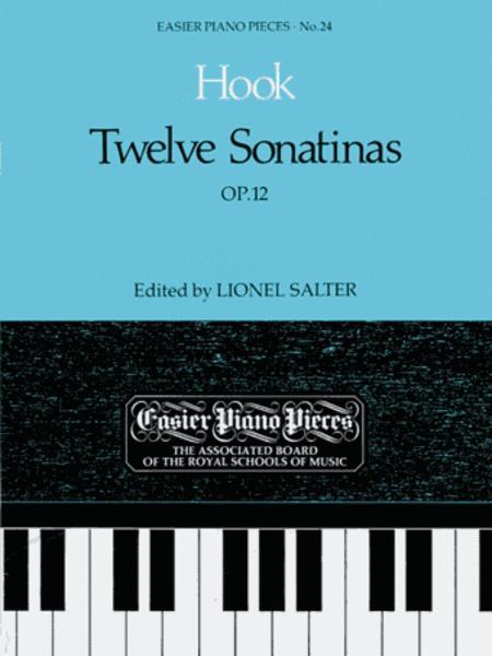 Twelve Sonatinas, Op.12