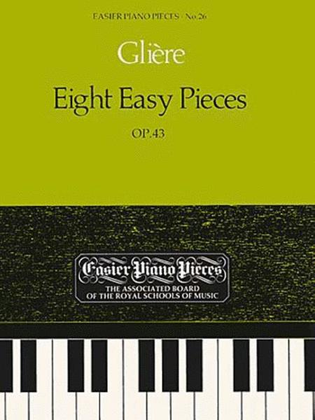 Eight Easy Pieces, Op.43