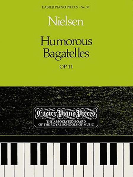 Humorous Bagatelles, Op.11
