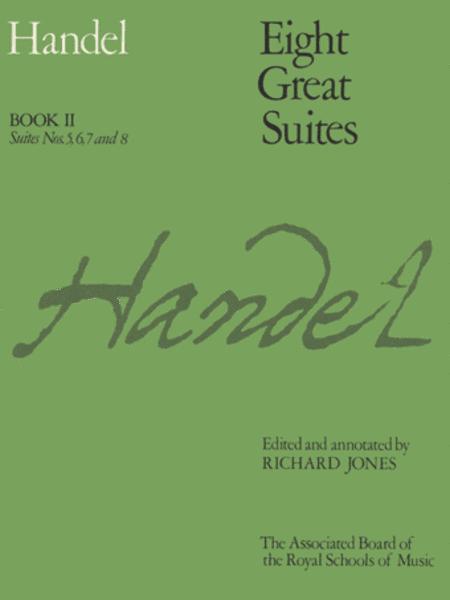 Eight Great Suites, Book II