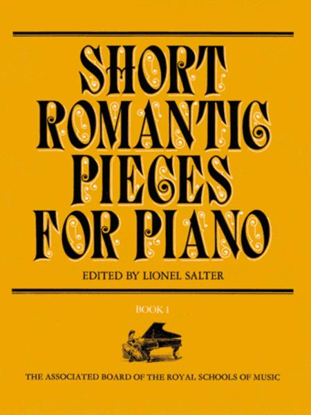 Short Romantic Pieces for Piano, Book I