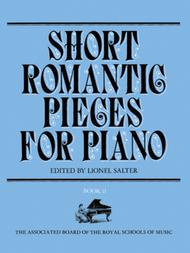 Short Romantic Pieces for Piano, Book II