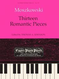 Thirteen Romantic Pieces