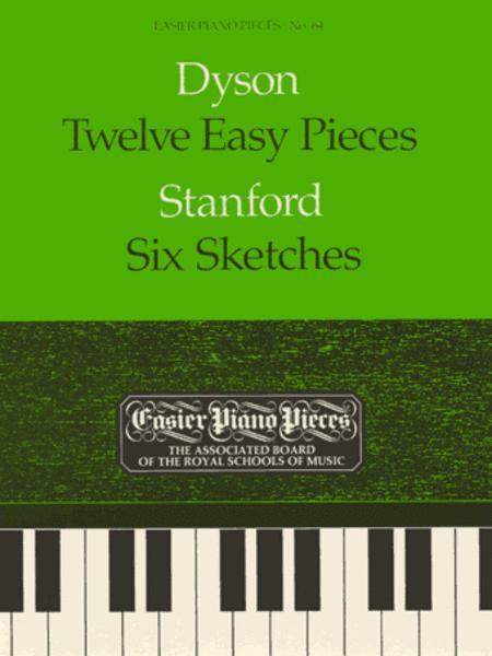 Twelve Easy Pieces/Six Sketches