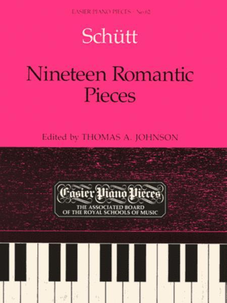Nineteen Romantic Pieces
