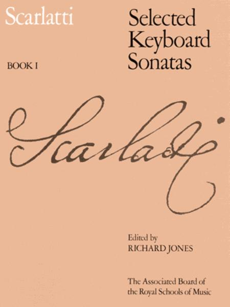 Selected Keyboard Sonatas, Book I
