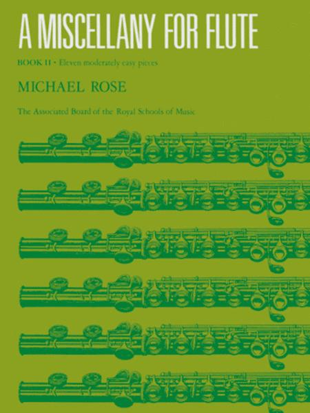 A Miscellany for Flute, Book II