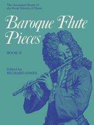Baroque Flute Pieces Book 2