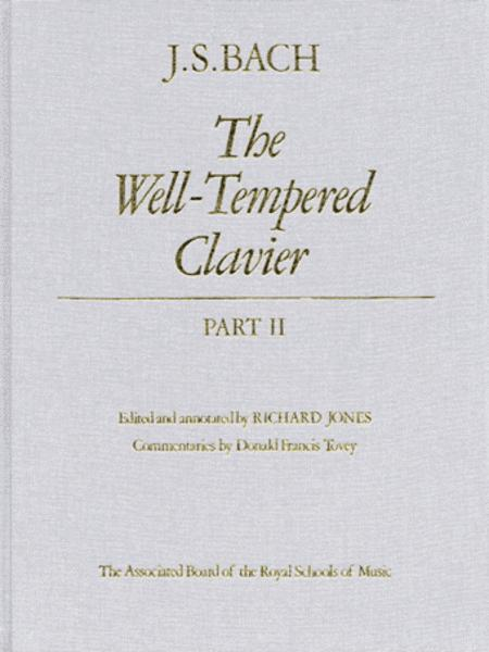 The Well-Tempered Clavier, Part II