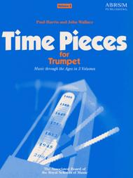 Time Pieces for Trumpet, Volume 2