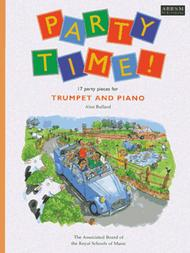 Party Time! 17 party pieces for trumpet and piano