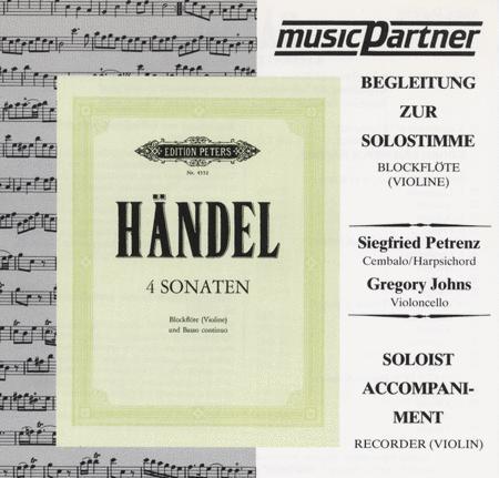 Flute Sonatas (10) Complete in 3 volumes - Volume 3
