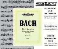 Viola da Gamba Sonatas (3)