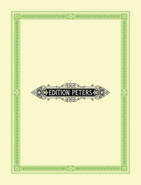 Suite in A Minor for Flute and Piano